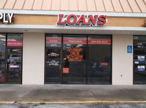 No Credit Payday Loans in Bartlesville, OK