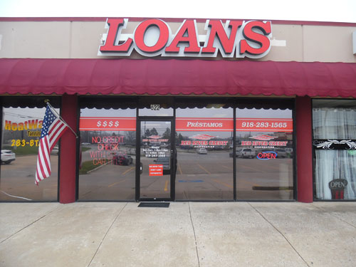No Credit Payday Loans in Claremore, OK