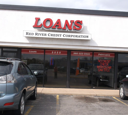 No Credit Payday Loans in Clinton, OK