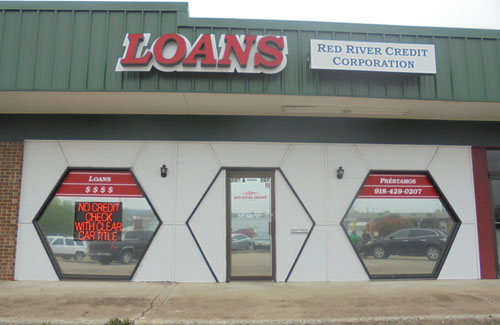 No Credit Payday Loans in McAlester, OK
